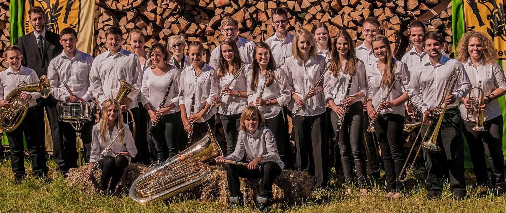 Das Jugendorchester der Original Kasseler Musikanten