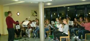 Probenwochenende Jugendorchester 2015