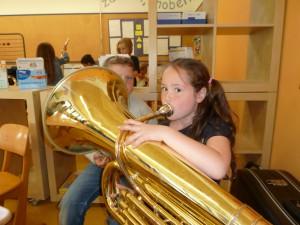 """Schulprojekt """"Musik entdecken"""""""